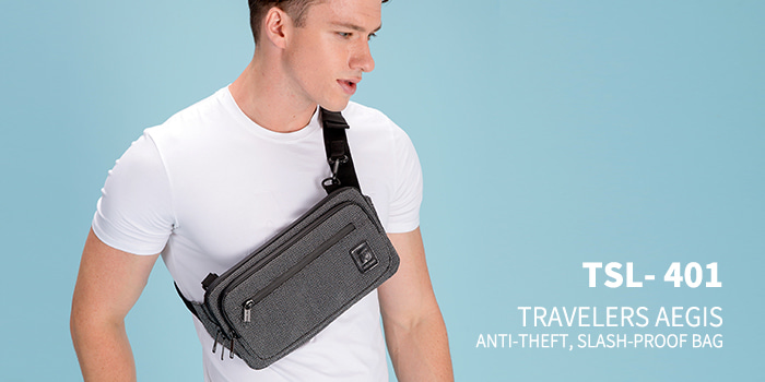 [TSL-401] TRAVELERS AEGIS CROSS BAG★12월12일발송★
